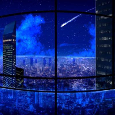 Tower Light Fireworks <br/> 塔の光の花火