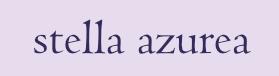 stella azurea